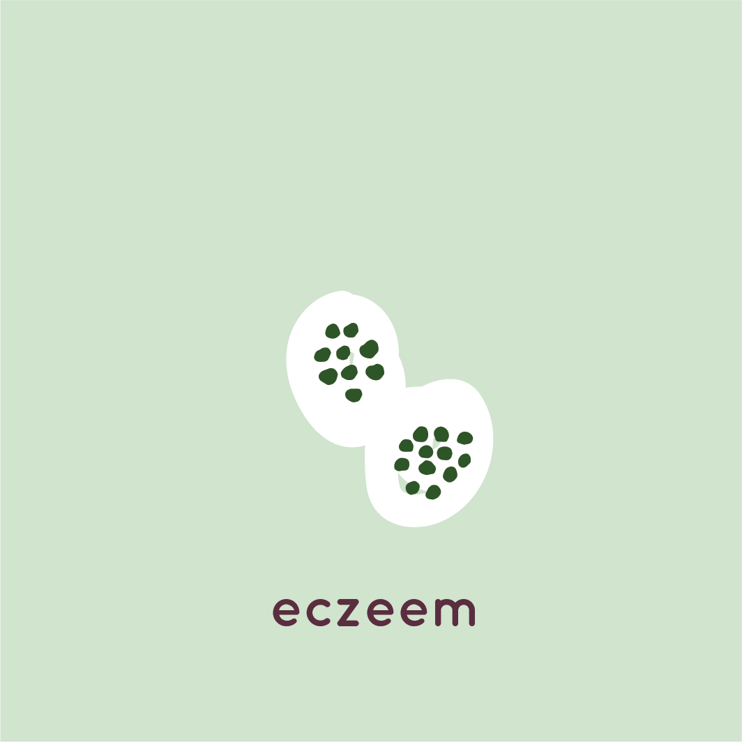Eczeem Icoon