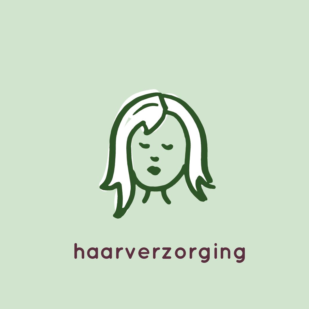 Haarverzorging Icoon