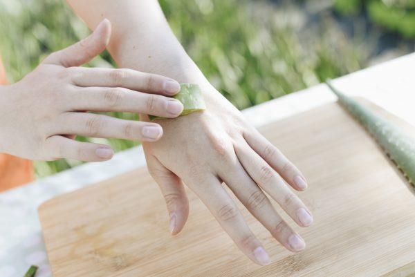 Aloë vera gebruiken tegen droge handen - Dr. Green