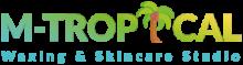Logo - M-Tropical Waxing & Skincare Studio