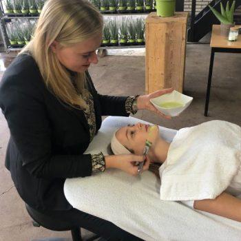 Gezichtsmasker maken met Aloë vera - Dr. Green